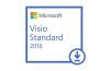 Microsoft Online Visio std 2016 Win All Lng PK Dijital İndirilebilir Lisans