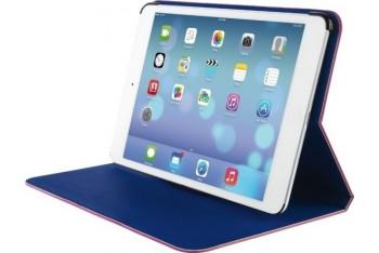 Trust Aeroo Ultrathin Folio Stand iPad Air - Pembe/Mavi