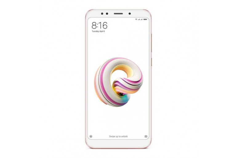 Xiaomi Redmi 5 Plus 64 GB - Pembe