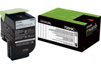 Lexmark 70C8HK0 Siyah