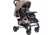 4 Baby Active Gold Çift Yön Travel Sistem Bebek Arabası - Kahverengi