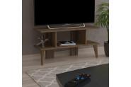 Lagomood Keyif Tv Ünitesi Tv Sehpası Ceviz