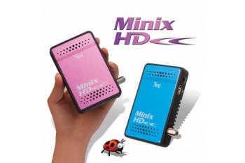 Next Nextstar Minix HD Pembe/Mavi