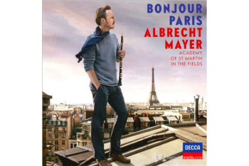 Albrecht Mayer - Bonjour Paris