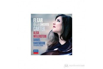 Alisa Weilerstein - Elgar And Carter Cello Concertos