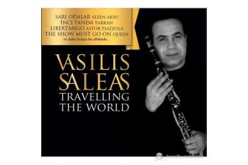 Vasillis Saleas - Travelling The World CD