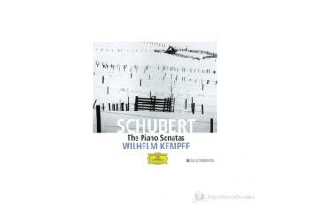 Wilhelm Kempff - SchubertThe Piano Sonatas 7 Cd