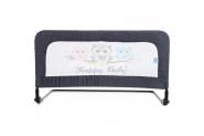 Bebebebek Katlanabilir Yatak Bariyeri 100 x 45 cm - Lacivert