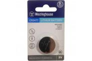 Tnl Westinghouse CR2477 3V Lityum Para Pil Tekli Blister