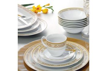 Kütahya Porselen Stella 3559 Desen Yemek Takımı