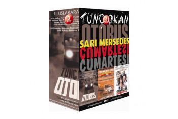 Tunç Okan Filmleri Özel Seti 3 DVD BOX