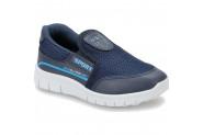 I Cool Blue Lacivert Erkek Çocuk Yürüyüş Ayakkabısı - 26